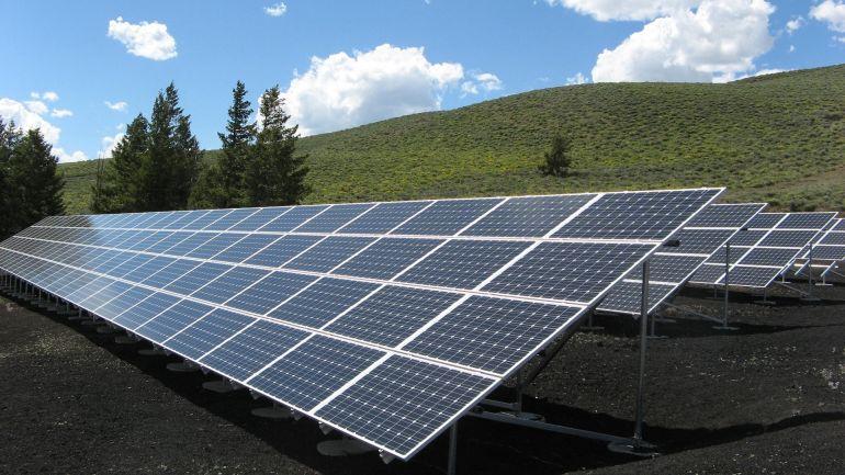 Renewable energy, solar panels | WalterSchindler.com