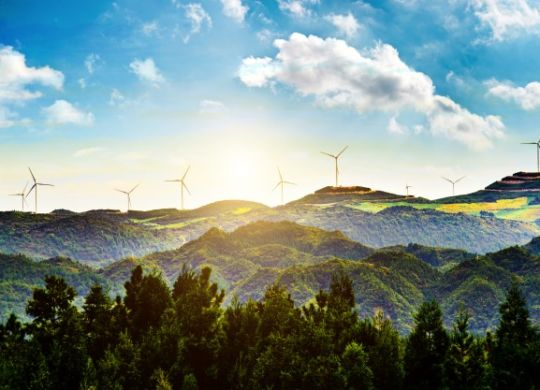 landscape, clean energy and green technology| Green Technology | WalterSchindler.com