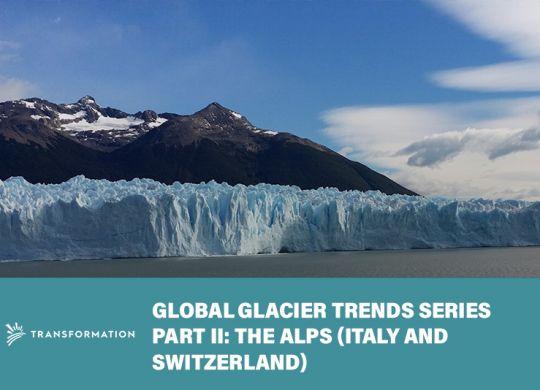 Global Glacier Trends