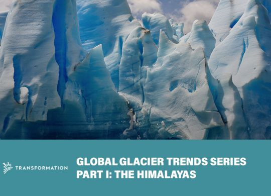 Glaciers in Dubai