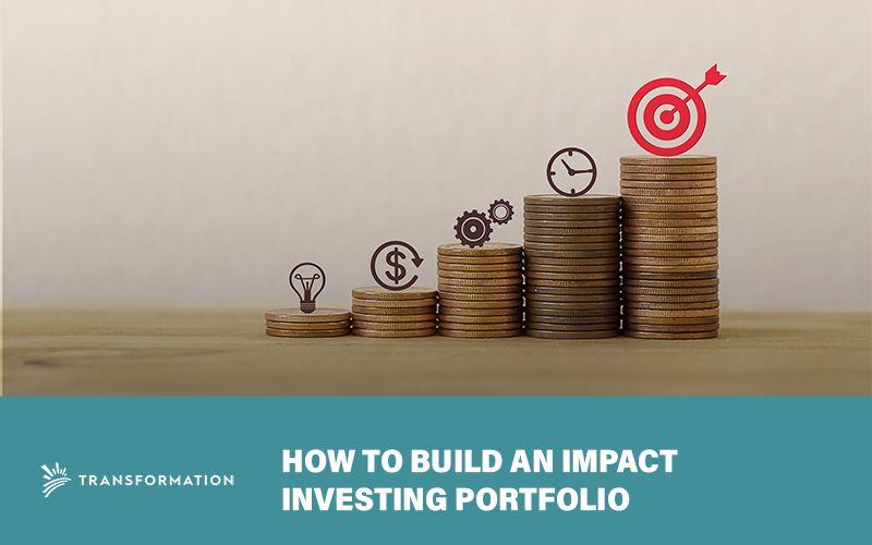 investment portfolio concept