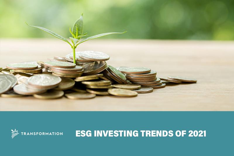 ESG investing trends