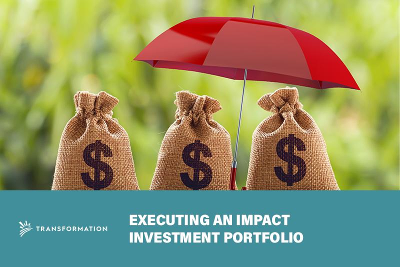 impact investment portfolios