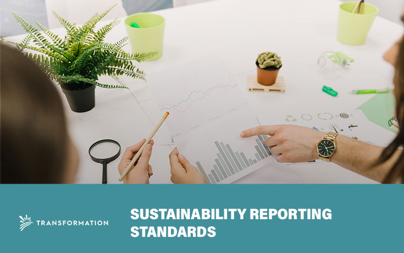 sustainable reporting